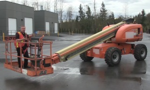 Intro to Aerial Boomlifts Spanish DVD 1