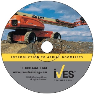 Intro to Aerial Boomlifts DVD