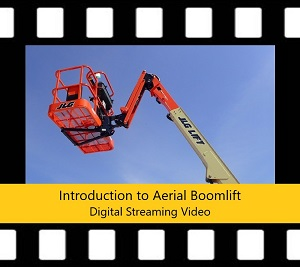 Aerial Boomlift Trainer Power Pack Intro DVD