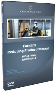 Forklifts - Reducing Product Damage DVD image