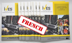 Counterbalanced Requalification Package French image