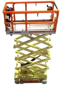 JLG 2646ES Electric Scissor Lift Model 1