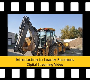 Loader Backhoe Trainer Power Pack DVD Intro