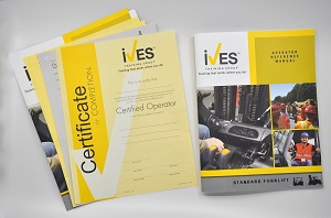 Counterbalanced Forklift Compliance Package
